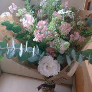 アイロニー花束